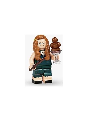 Lego Lego Minifigür - Harry Şotter Seri 2 - 71028 - Ginny Weasley Renkli